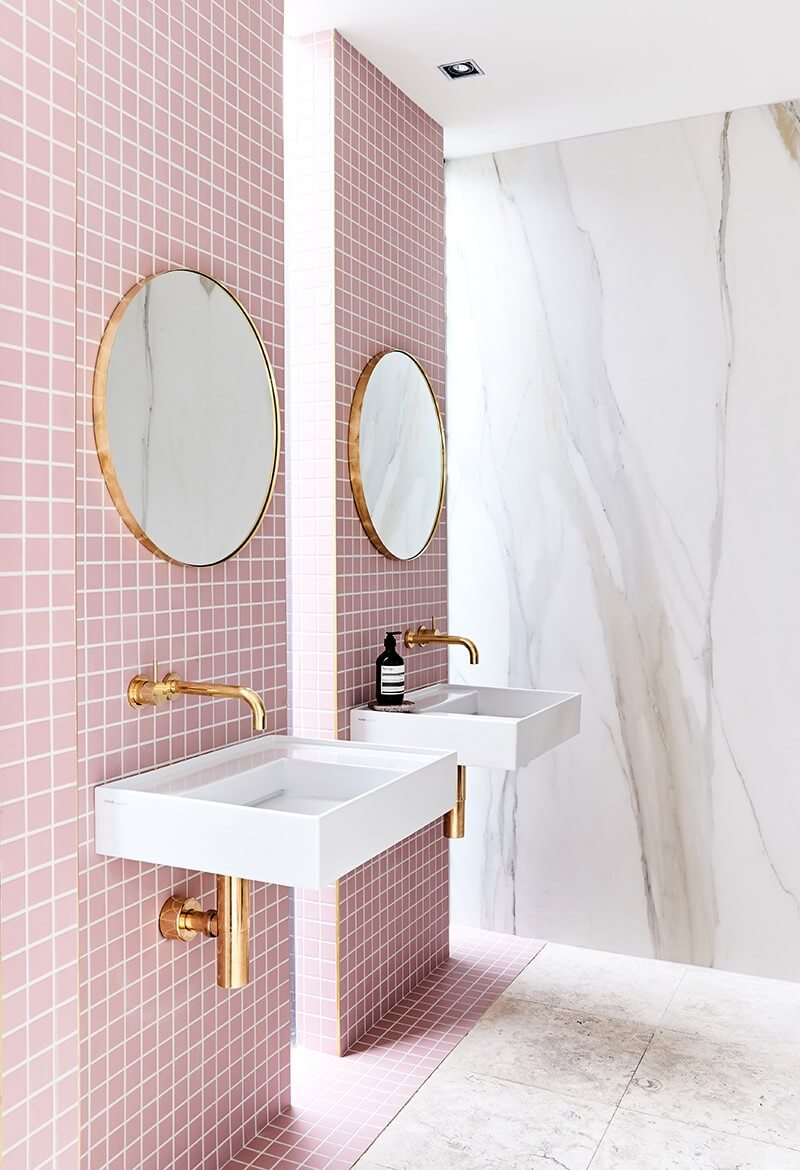 The Millennial Pink Design Trend