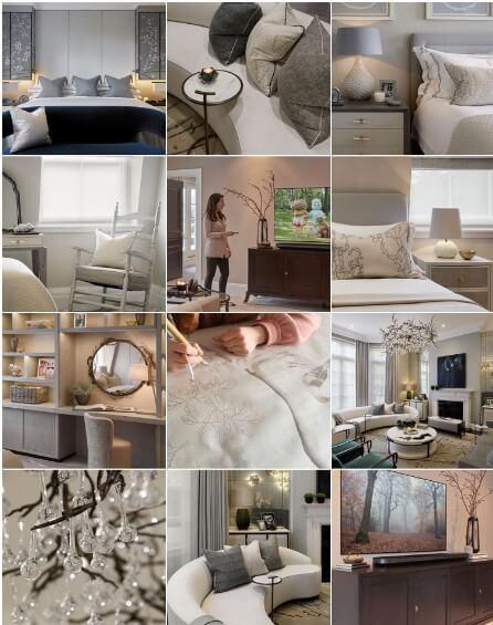 Instagram Aesthetics for Interiors and Design Businesses